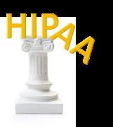 HIPAA pedestal